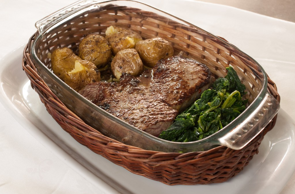 Posta de Lombo de Vitela | Restaurante Costa do Vez
